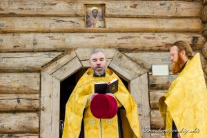 Освящение часовни Николая Чудотворца 4 ноября 2018 г.