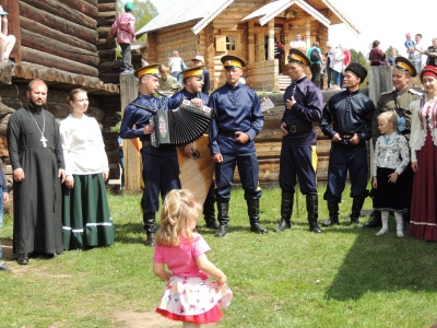Казачий народный ансамбль