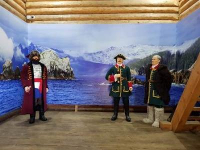 Новая экспозиция в Северной башне Илимского острога откроется в музее «Тальцы»