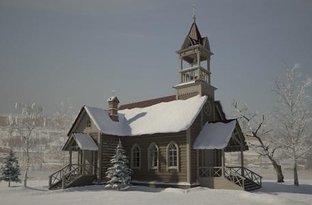 Архитектурно-этнографическим музеем «Тальцы» разработан проект воссоздания католического костела