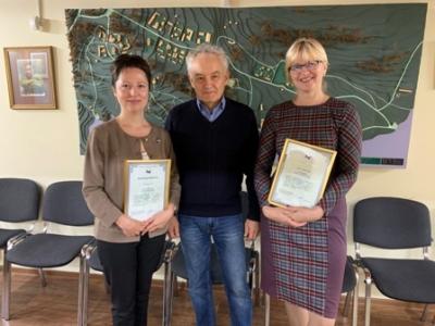 Сотрудники Архитектурно – этнографического музея «Тальцы» получили награды Губернатора Иркутской области