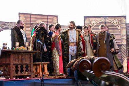 Фестиваль русской оперы