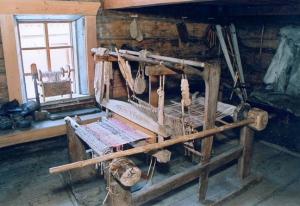 Сибирский костюм и ткачество в конце XIX - начале XX вв.