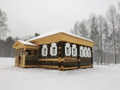 В Архитектурно-этнографическом музее «Тальцы» завершена реставрация богадельни